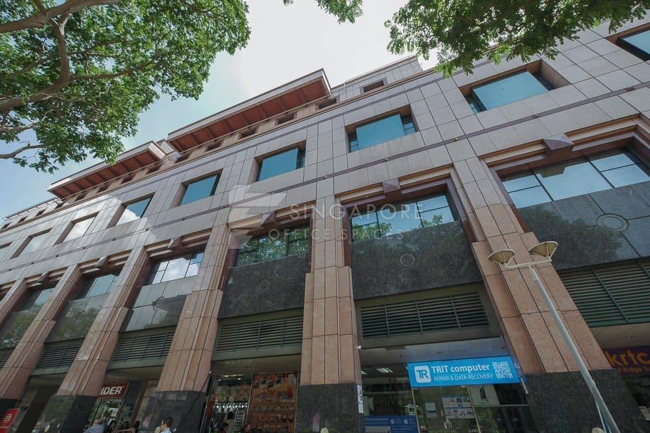 Telepark Office For Rent Singapore 902