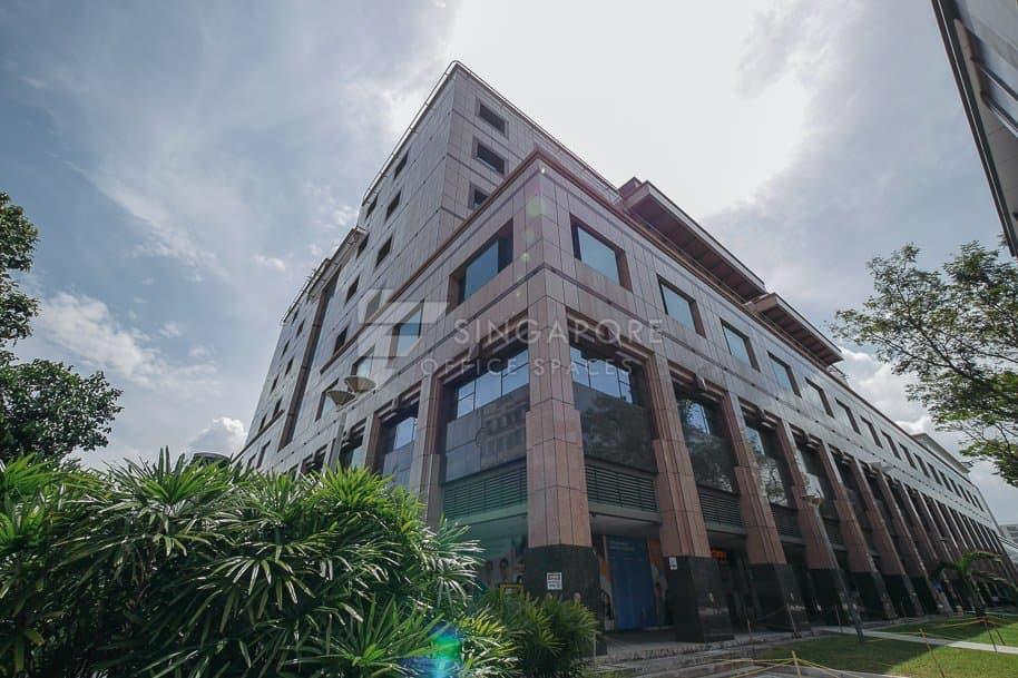 Telepark Office For Rent Singapore 903