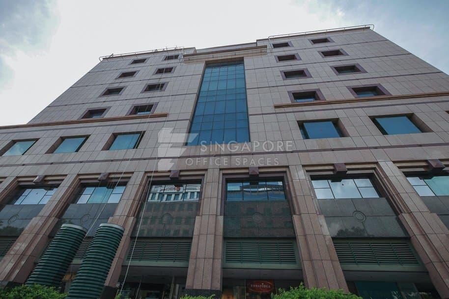 Telepark Office For Rent Singapore 905