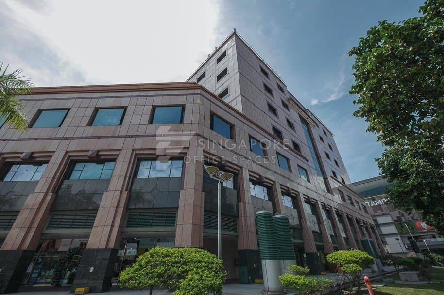Telepark Office For Rent Singapore 906