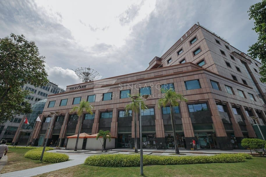 Telepark Office For Rent Singapore 940