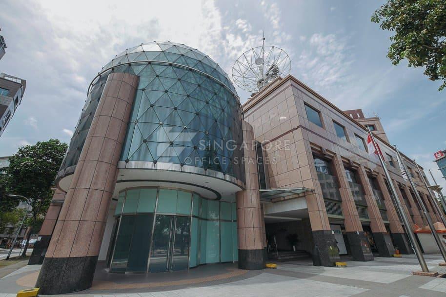 Telepark Office For Rent Singapore 941