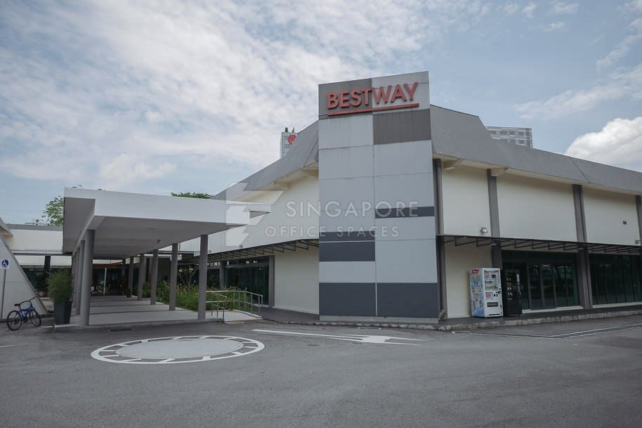 Bestway Centre Office For Rent Singapore 347