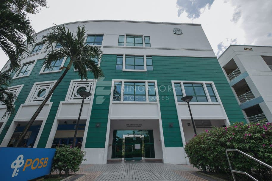 Cpf Jurong Building Office For Rent Singapore 320