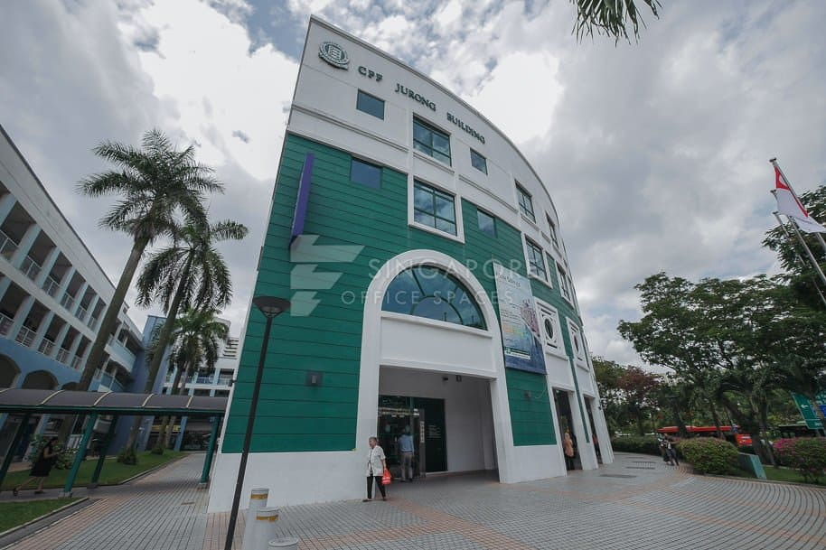 Cpf Jurong Building Office For Rent Singapore 322