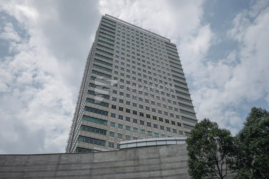 The Jtc Summit Office For Rent Singapore 327