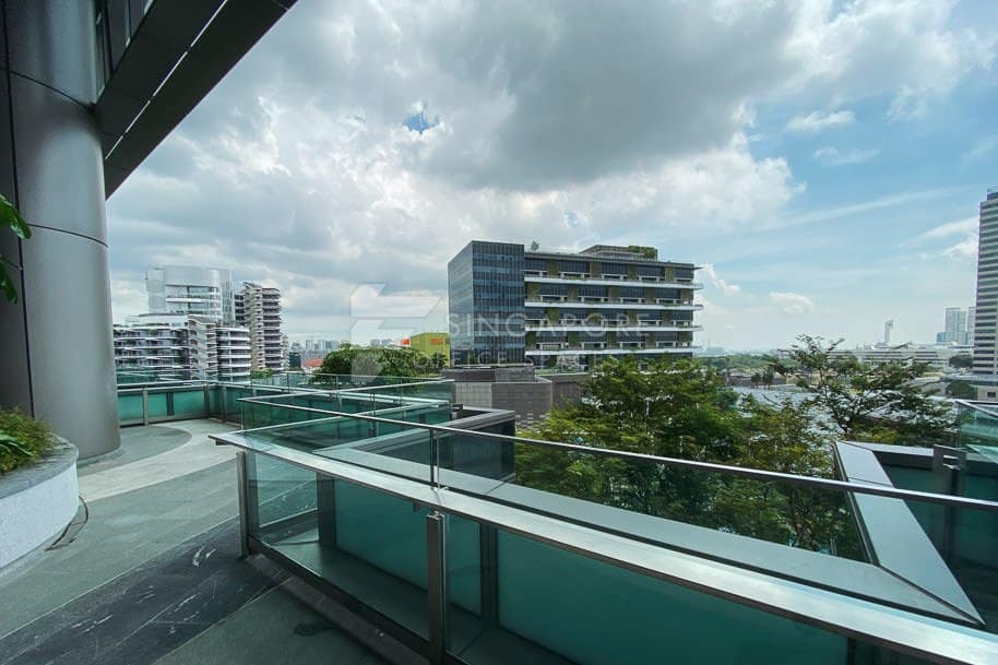 Westgate Tower Office For Rent Singapore 1203