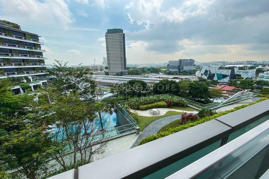 Westgate Tower Office For Rent Singapore 1204