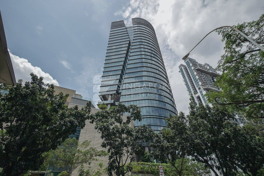 Westgate Tower Office For Rent Singapore 339