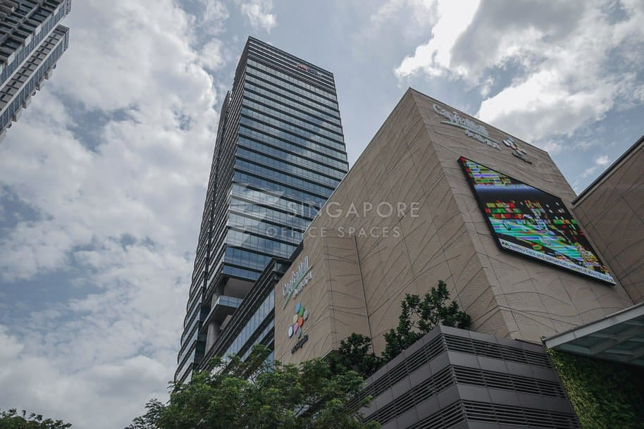 Westgate Tower Office For Rent Singapore 340
