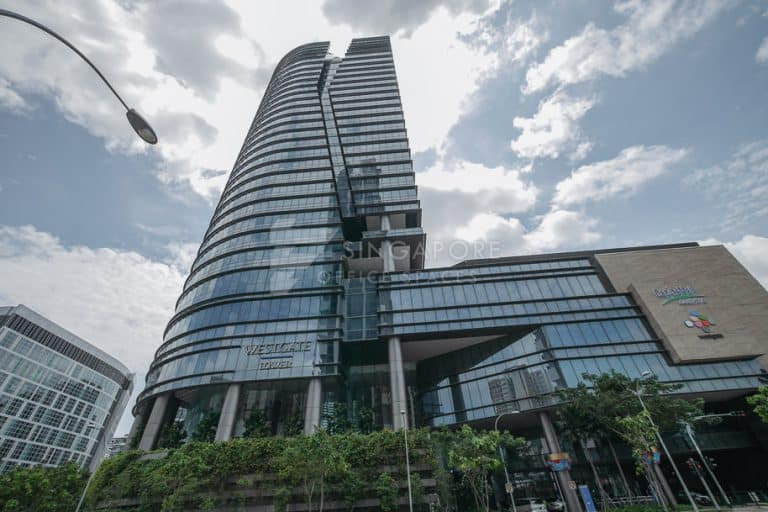 Westgate Tower Office For Rent Singapore 343