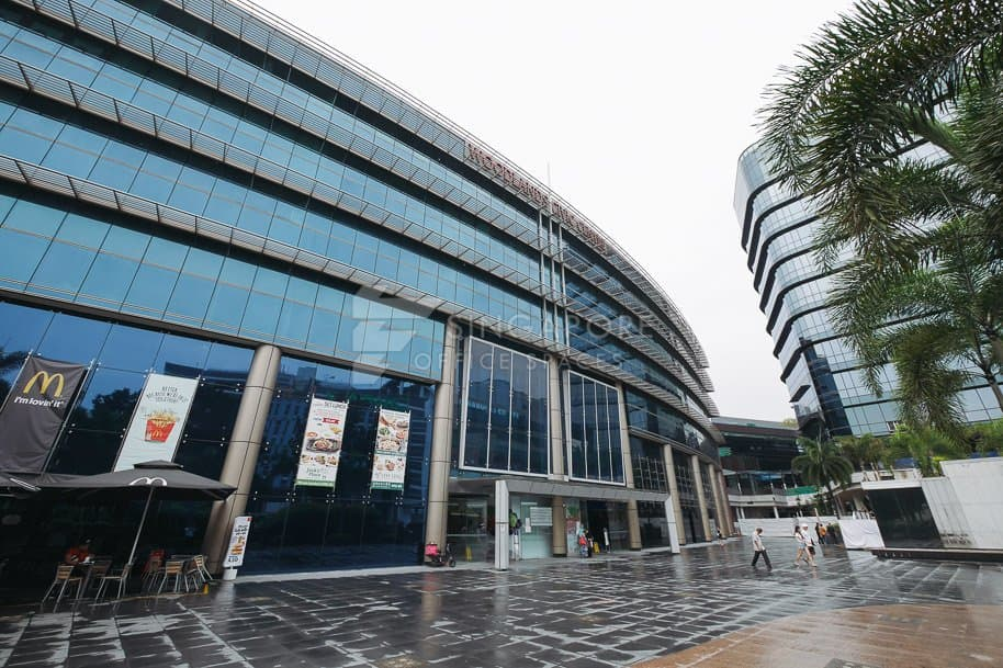 Woodlands Civic Centre Office For Rent Singapore 1166