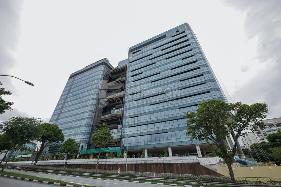 Woods Square Office For Rent Singapore 1117