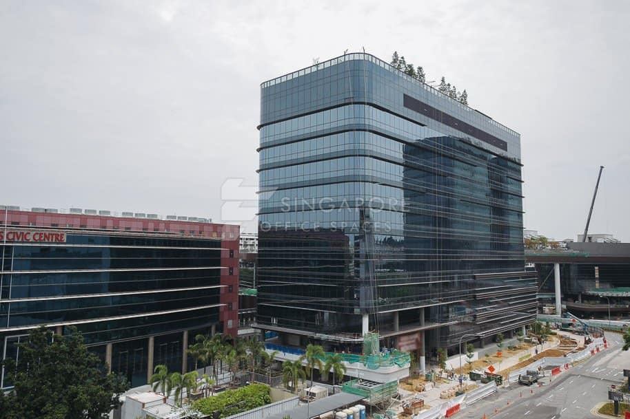 Woods Square Office For Rent Singapore 1168