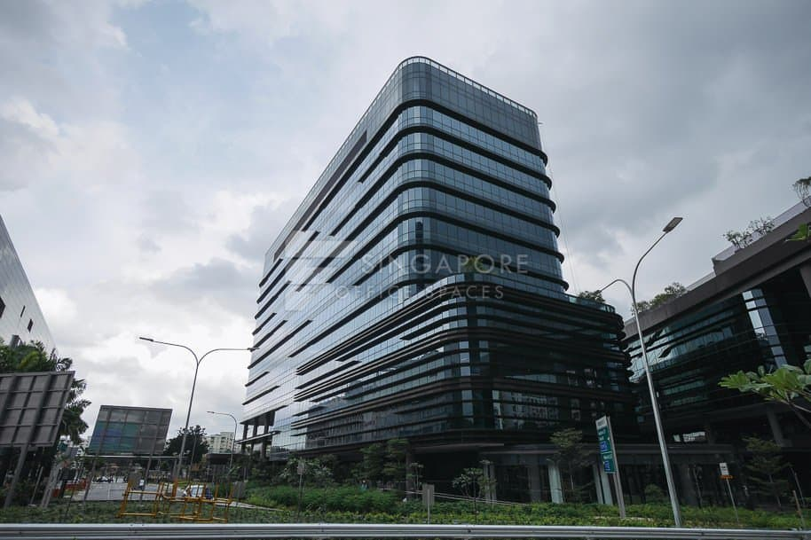 Woods Square Office For Rent Singapore 1206
