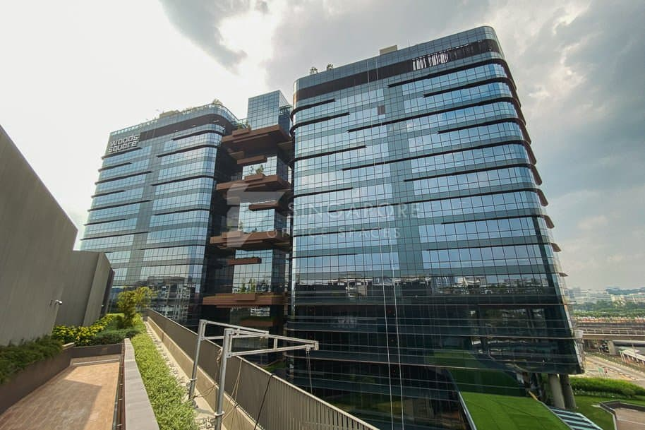 Woods Square Office For Rent Singapore 1219
