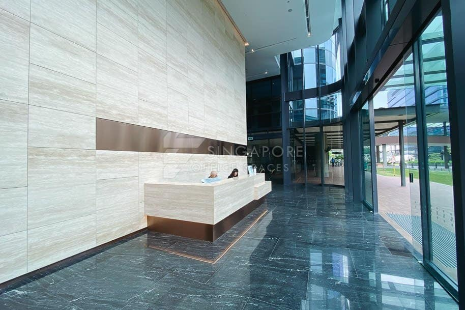 Woods Square Office For Rent Singapore 1223