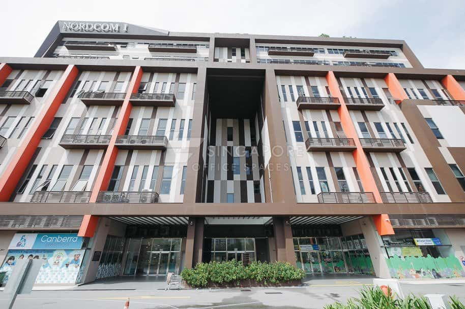 Nordcom One Office For Rent Singapore 1149