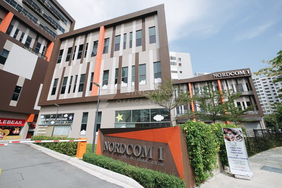 Nordcom One Office For Rent Singapore 1150