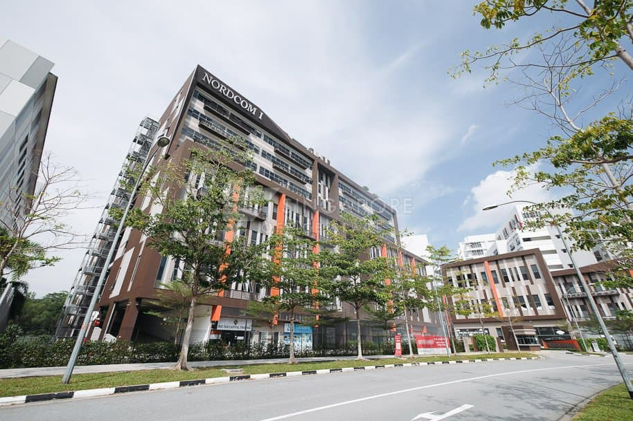 Nordcom One Office For Rent Singapore 1153