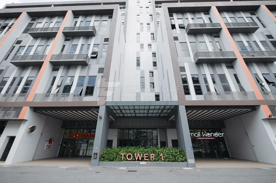 Nordcom Two Office For Rent Singapore 1141