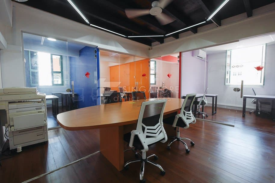 Office Rental Singapore 145a Jalan Besar 2480 1269