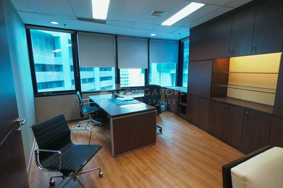 Office Rental Singapore 20 Collyer Quay 1905 1044 17
