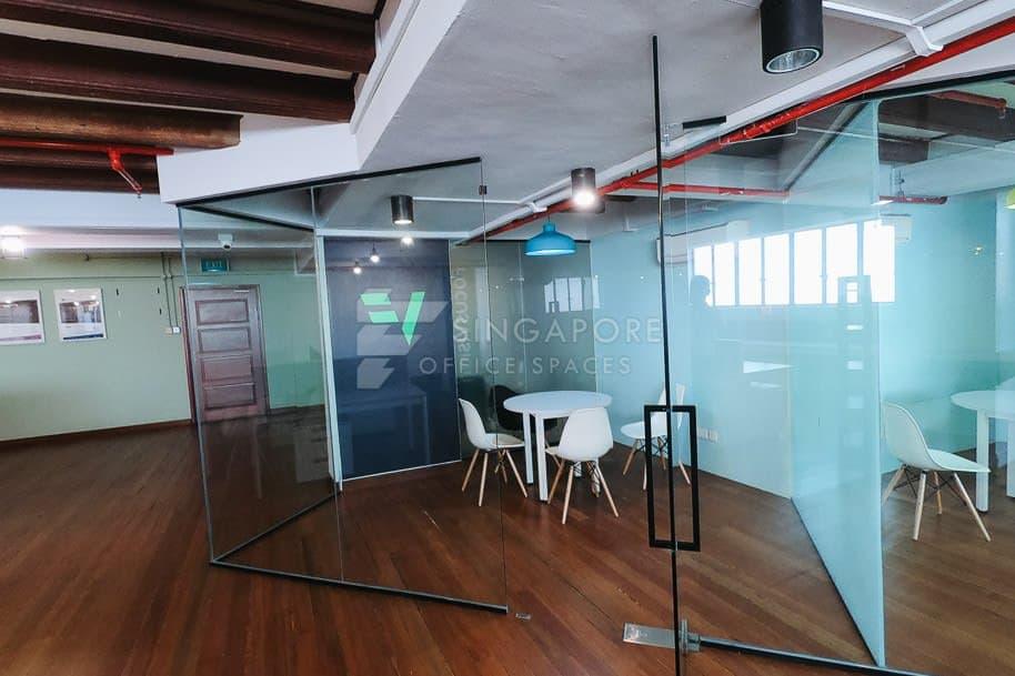 Office Rental Singapore 33 Pekin Street 030401 2627 543