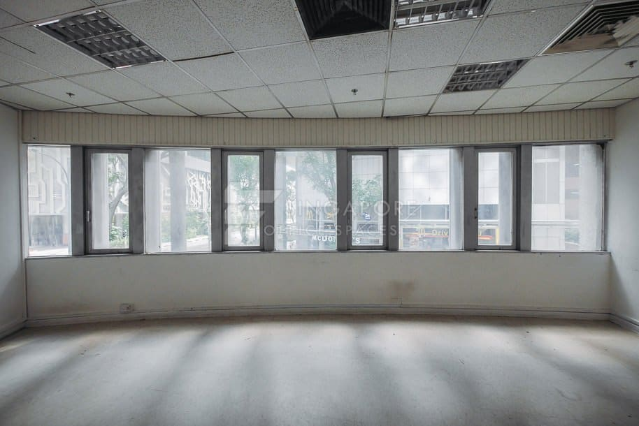 Office Rental Singapore Anson Centre 0251 549 1171