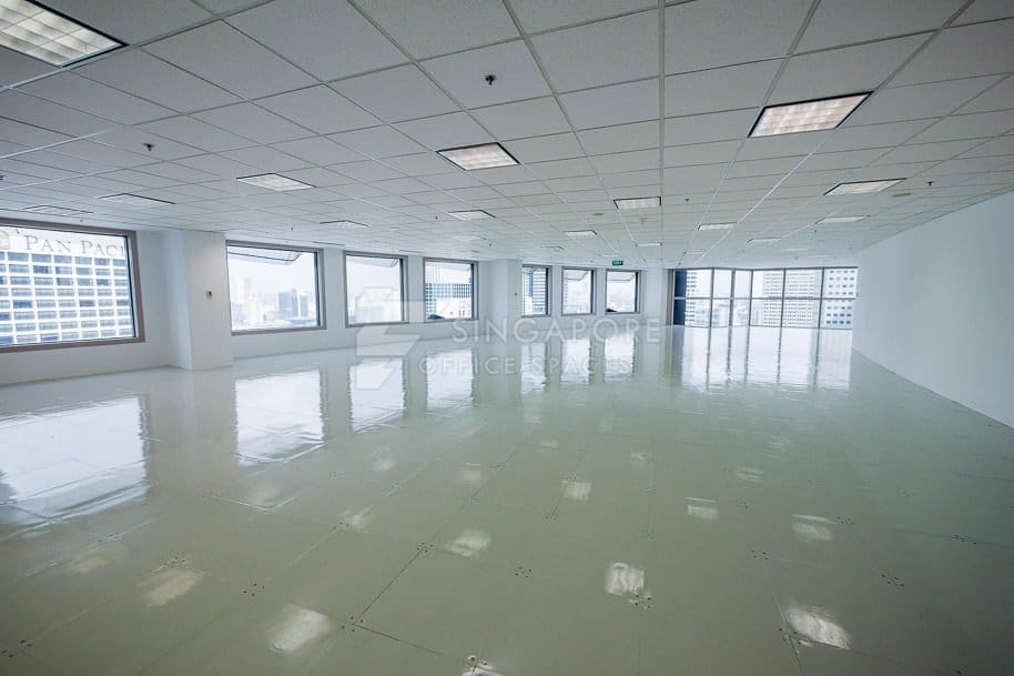 Office Rental Singapore Centennial Tower 25 12000 367