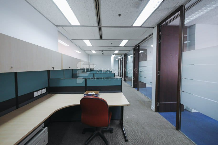 Office Rental Singapore Clifford Centre 1905 2254 1017