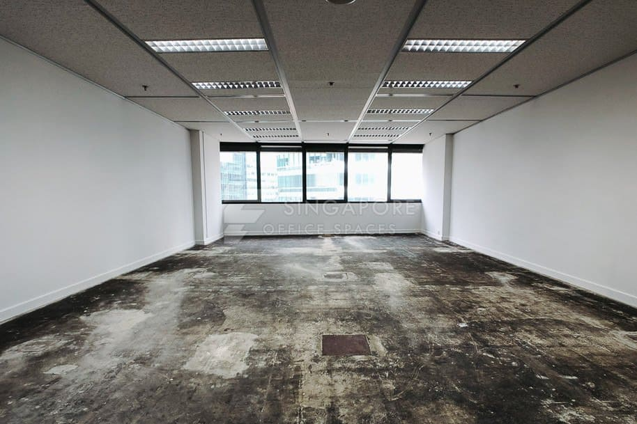 Office Rental Singapore Clifford Centre 2502a 843 430