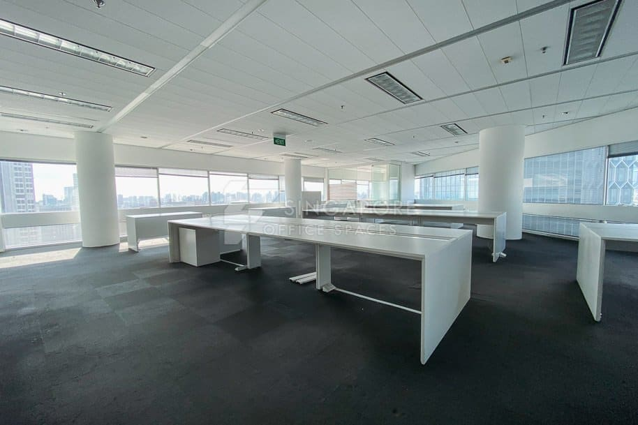 Office Rental Singapore Gateway West 280102 3048 718