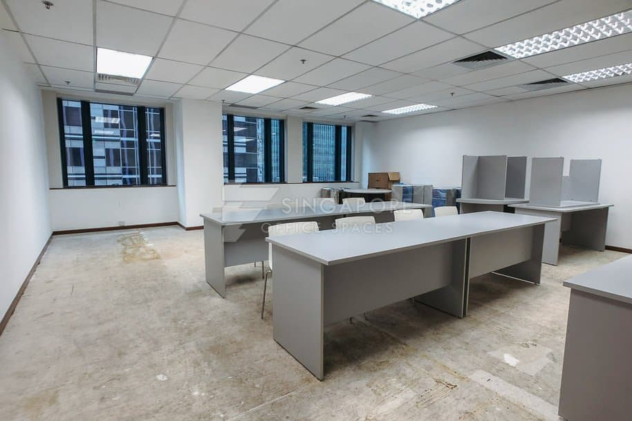 Office Rental Singapore Hong Leong Building 1508 721 232