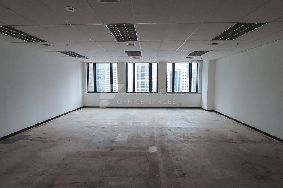Office Rental Singapore Hong Leong Building 2001a 689 31