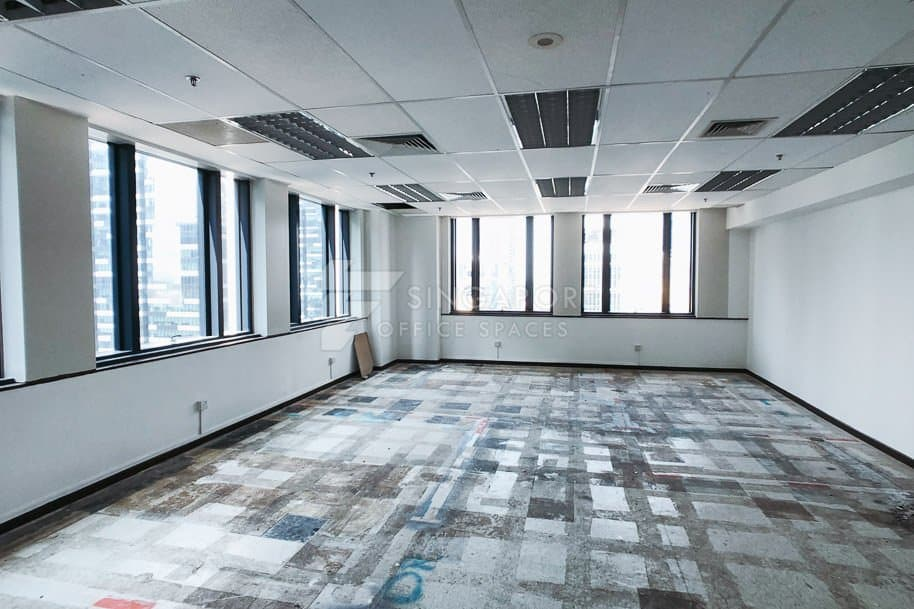 Office Rental Singapore Hong Leong Building 3504a 807 405