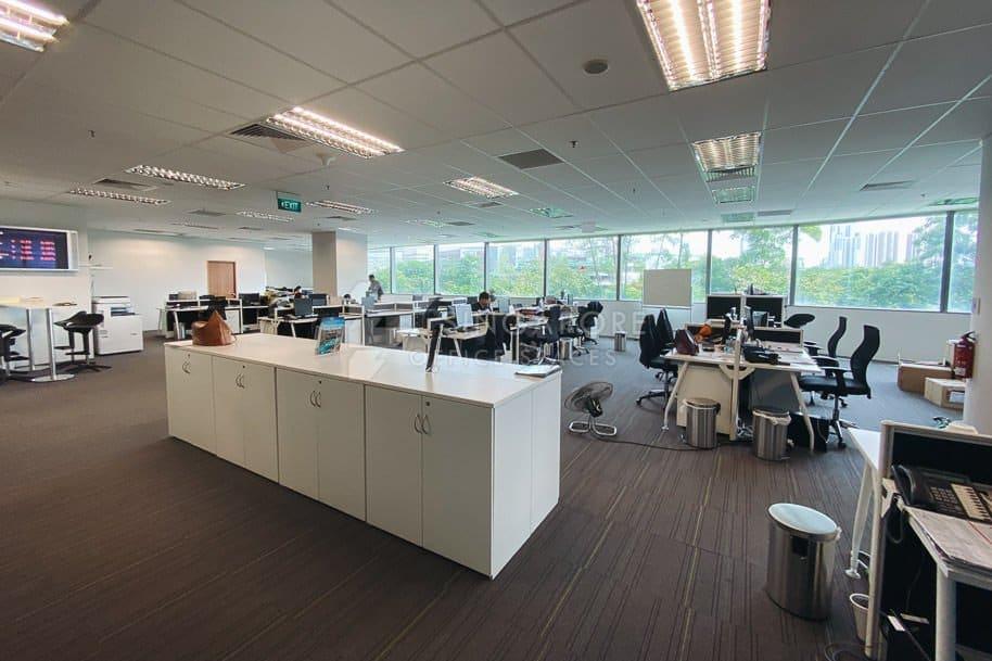 Office Rental Singapore Nexus One North 0204 3644 779