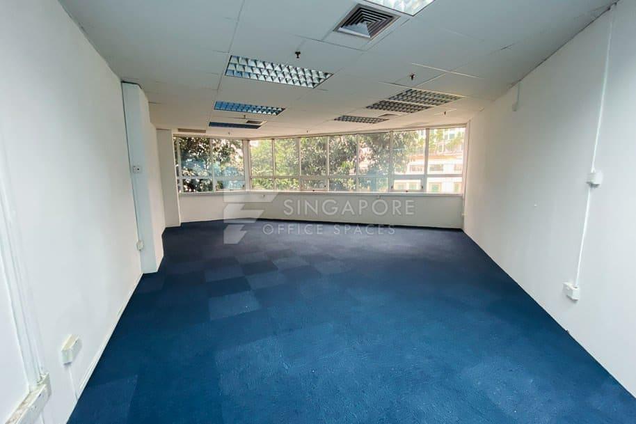 Office Rental Singapore North Bridge Centre 0307 603 705