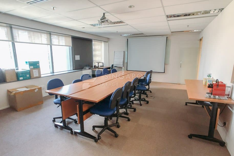 Office Rental Singapore Oue Downtown Tower 1 4104 1561 143