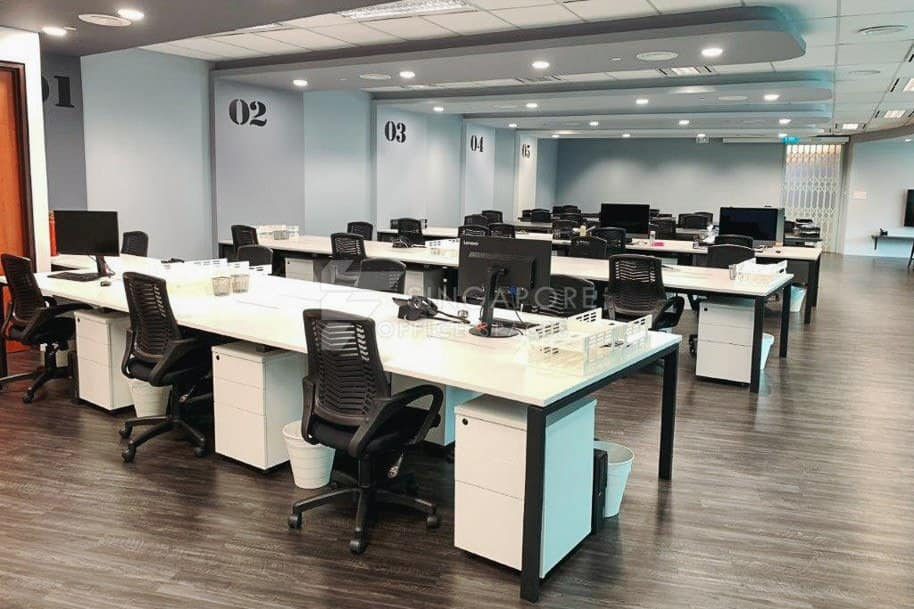 Office Rental Singapore The Signature 0711 3110 695