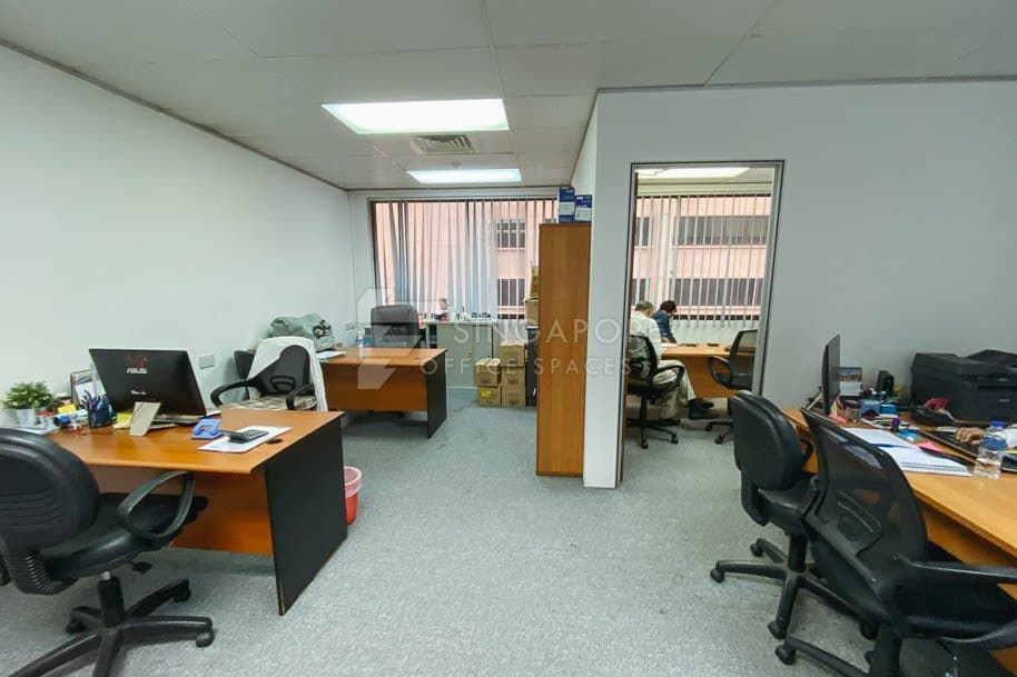 Office Rental Singapore Tong Eng Building 1702 463 860