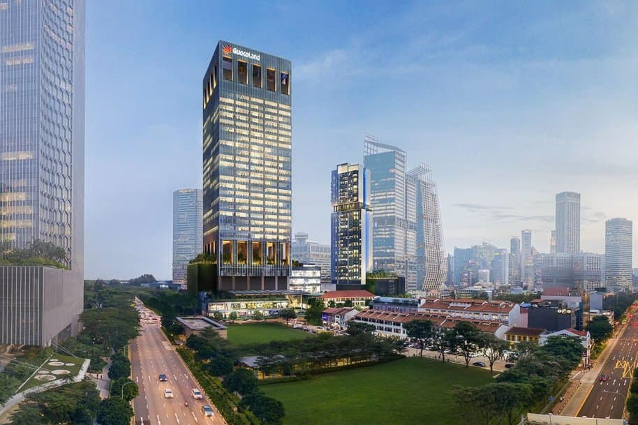 Guoco Midtown Office For Rent Singapore 22