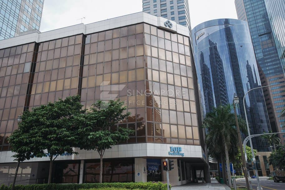Iob Building Office For Rent Singapore 07