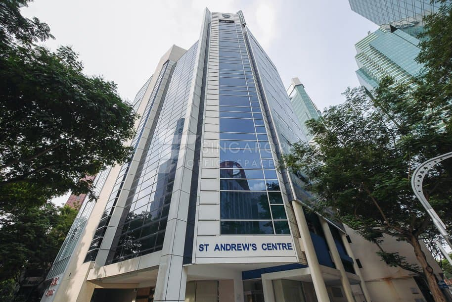Saint Andrew's Centre Office For Rent Singapore 02