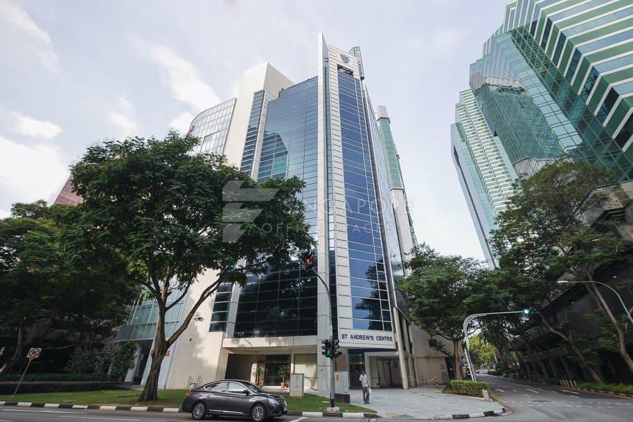 Saint Andrew's Centre Office For Rent Singapore 03