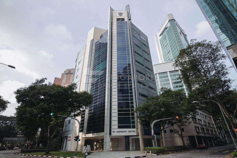 Saint Andrew's Centre Office For Rent Singapore 04