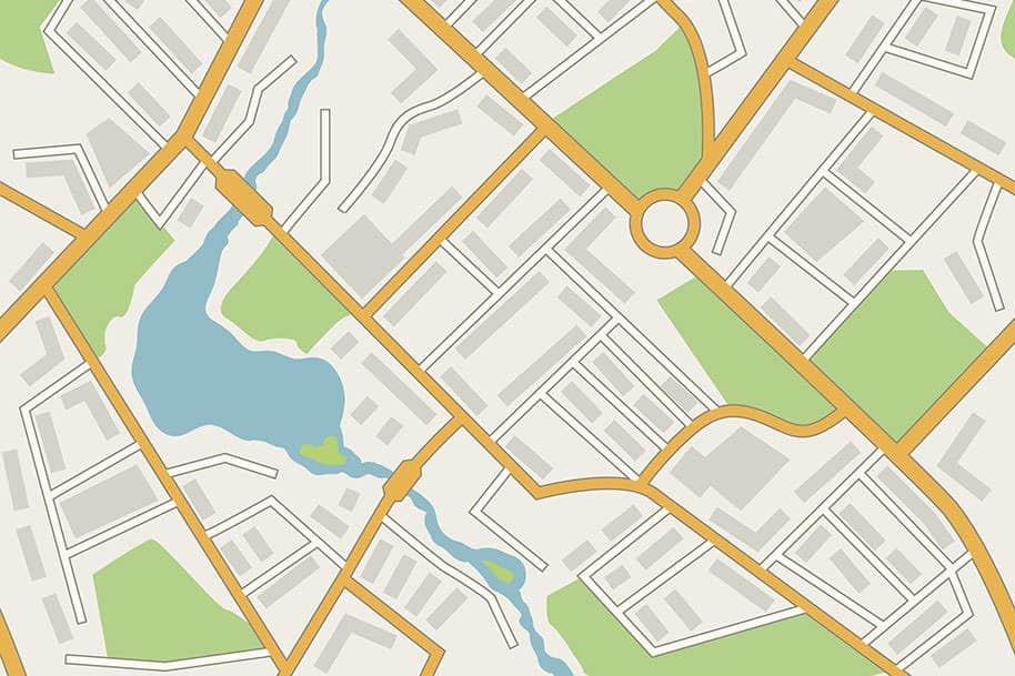 Singapore Land Zoning