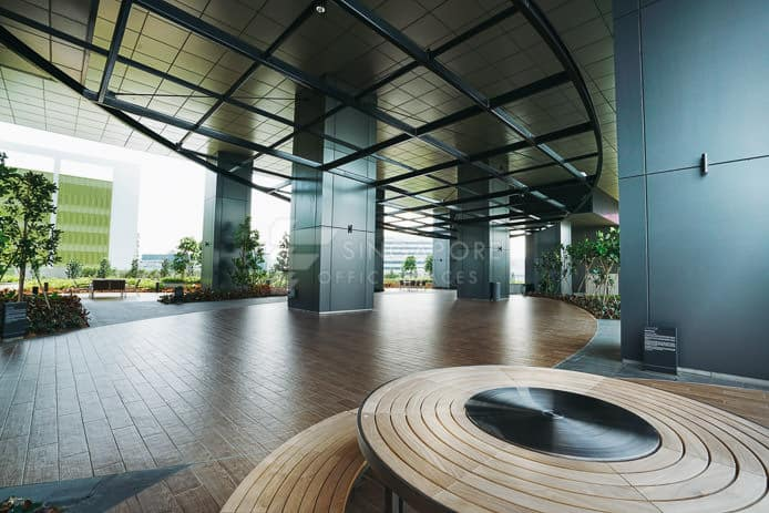 Vision Exchange Office For Rent Singapore 03