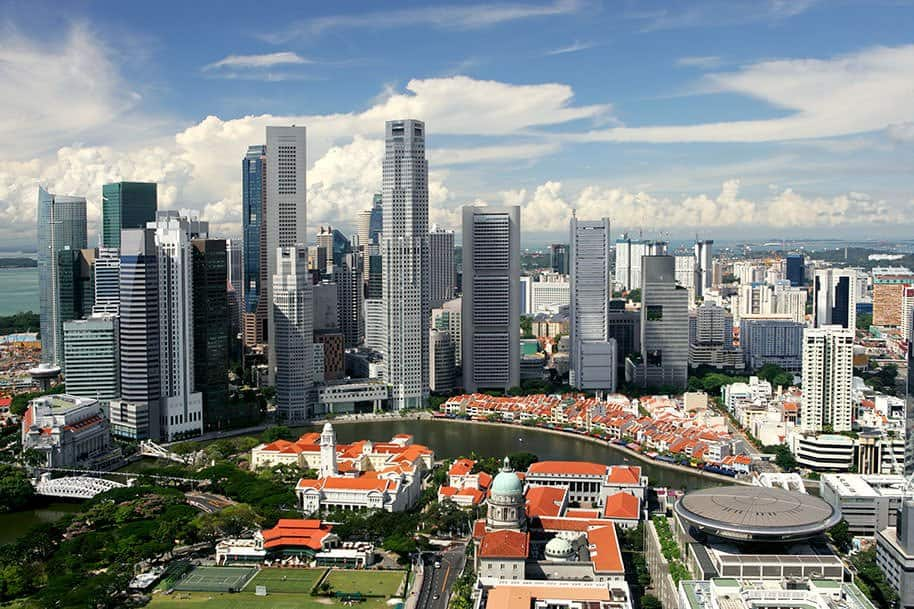 Why Set Up an Office in Singapore