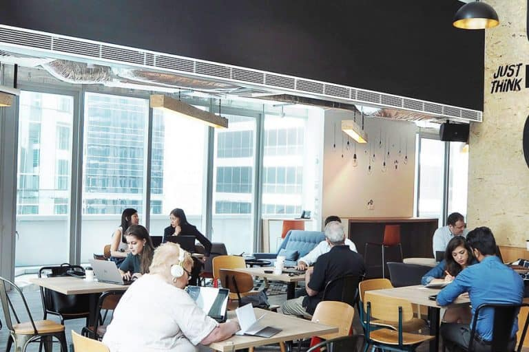Coworking Space 120 Robinson Road Justco 15